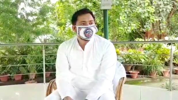 Tej Pratap Yadav, अलग से उम्मीदवारों का नाम ऐलान करने वाले थे तेजप्रताप, ऐन टाइम पर रद्द की प्रेस कॉन्फ्रेंस