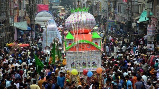 Know the 700 year old tradition of Muharram which will not take part this  time- जानिए क्या है ताज़ियों के जुलूस निकालने की 700 साल पुरानी परंपरा, जो  इस बार टूट जाएगी