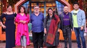 The Kapil sharma show, Hum Log, Kapil Sharma