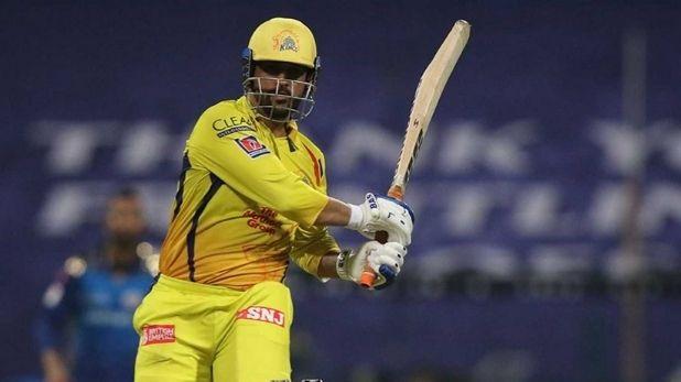 ipl 2020 chennai super kings vs kings XI punjab csk ms dhoni mahendra singh dhoni record