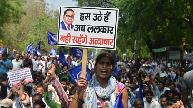 Atrocities against Dalit, atrocities on Dalits did not stop even in Corona period, increased by more than 20% in last 10 years: Report