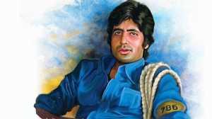 जन्मदिन मुबारक हो अमिताभ बच्चन