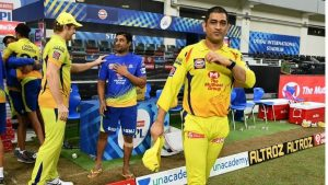 ms dhoni IPL 2020 CSK Ashish Nehra chennai superkings