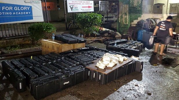 Gagan Narang shooting academy flooded claims equipment worth Rs 1 crore damaged