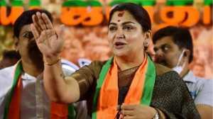Khushbu Sundar, Khushbu Sundar BJP, BJP, Congress