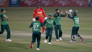 Pakistan vs Zimbabwe: Shaheen Afridi Leads Pakistan's Victory Despite Brendan Taylor's Hundred