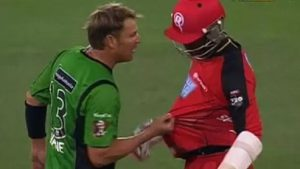 Marlon Samuels lashes out at Shane Warne with ugly remarks