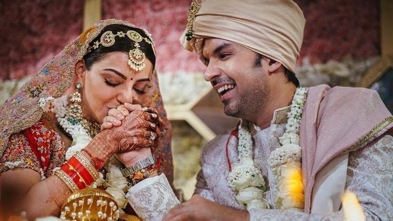 kajal aggarwal share stunning wedding photosPHOTOS : काजल अग्रवाल ने शेयर  की शादी की तस्वीरें, पति गौतम से कही दिल की बात - kajal aggarwal share  wedding photos