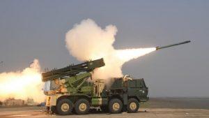 Pinaka rocket