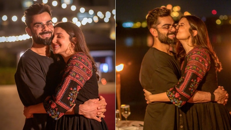 anushka sharma shares a romantic picture with virat kohli