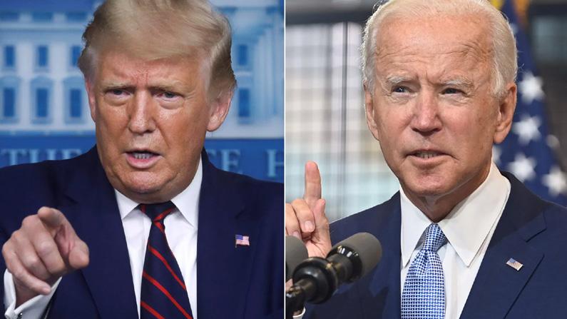 US President Donald Trump again claimed win against Joe Biden