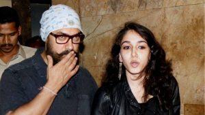 Ira Khan Aamir Khan