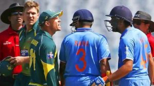 rohit sharma indian cricket team india vs australia oneday cricket