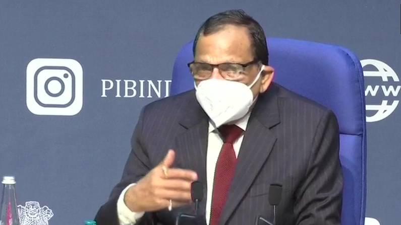 टाइम आ गया है कि लोग घर में भी मास्क पहनना शुरू कर दें', बढ़ते कोरोना संकट पर नीति आयोग की सलाह | Start wearing masks at home also said niti ayog