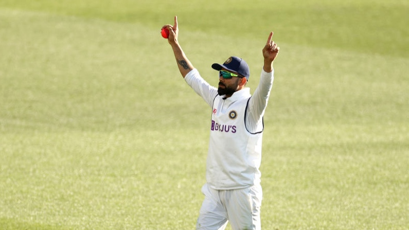Ind vs Aus: Virat Kohli Shows How To Field, Takes Flying Catch in Adelaide
