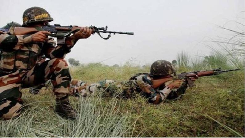BSF killed 2 pakistani intruder in punjab international border | TV9  Bharatvarsh