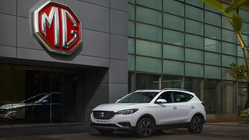 MG Motor India breaks record in sales, sales up 215 percent in February