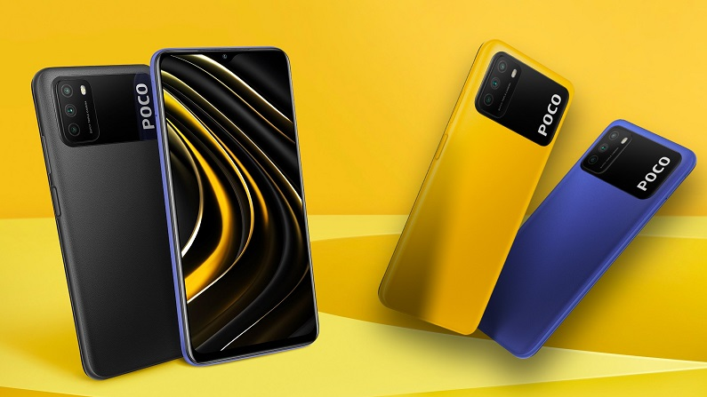 Another opportunity to buy POCO M3 on cashback offer, sale starting today at 12 noon