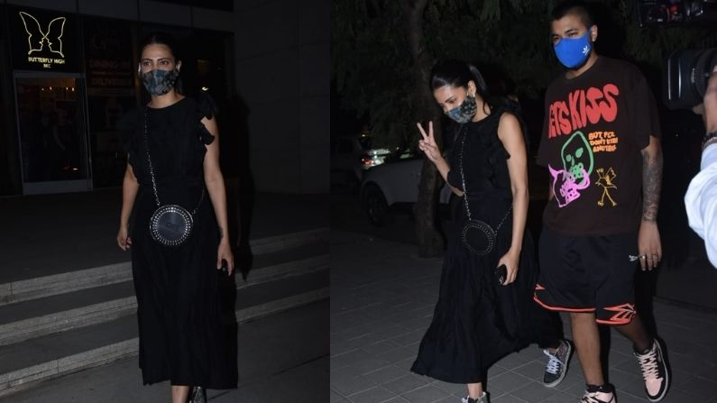 Shruti Haasan With Bf In Mumbai For Dinner Feature Image