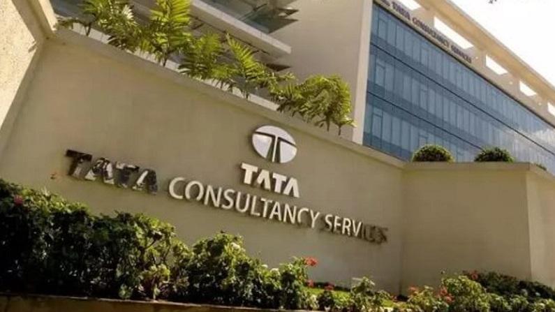 TCS market cap