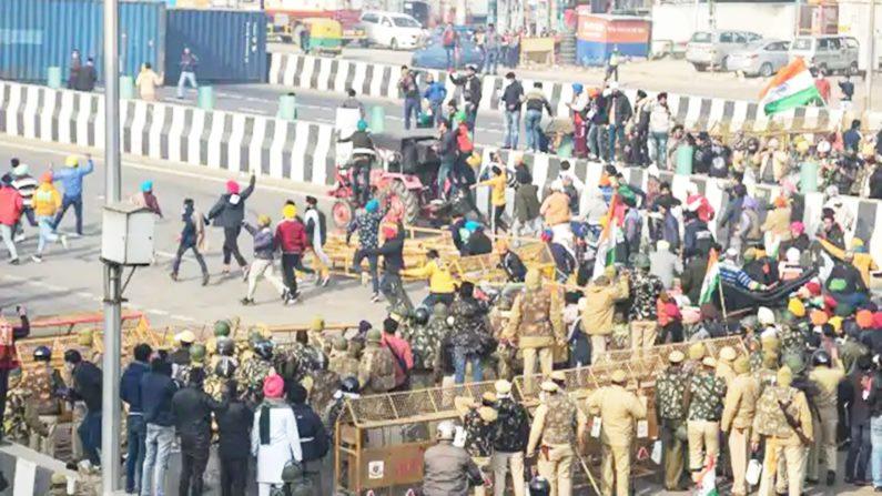 Tractor Rally Violence: इन किसान नेताओं के खिलाफ FIR, पुलिस का दावा- इन्होंने ही भीड़ को उकसाया