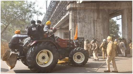 Farmers Tractor March 1