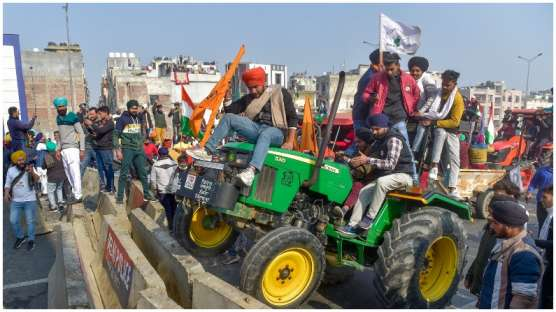 Farmers Tractor March 2