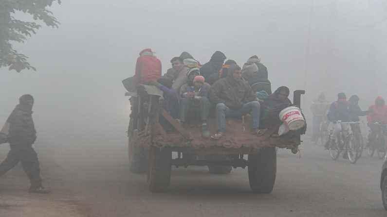 Gurugram Fog (2)