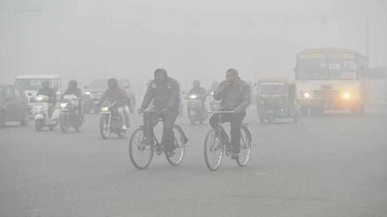 Lucknow Fog (2)