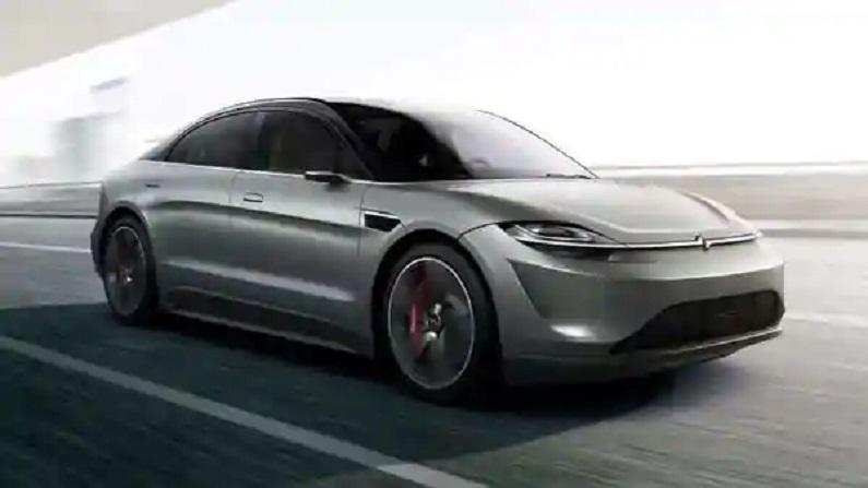 Sony vision s, sony car, sony electric car, technology news, auto news