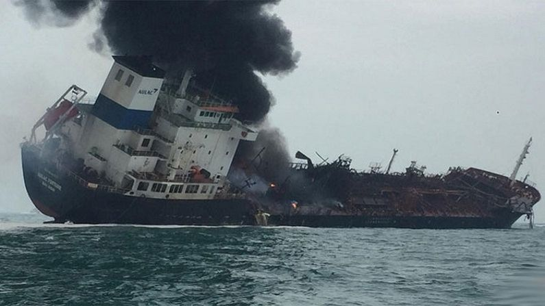 Israeli ship reached Dubai port for repair, cargo vessel damaged by blast in the sea