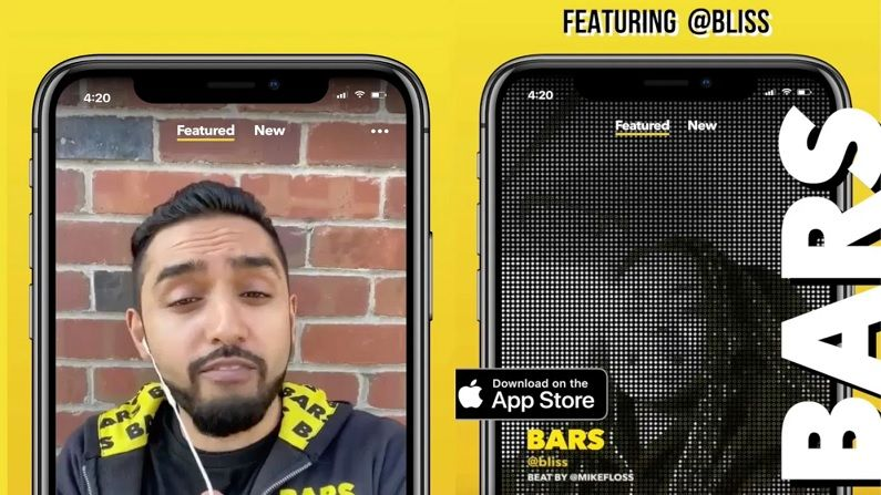 Facebook launches fun app named 'BARS', you can make your own rap video