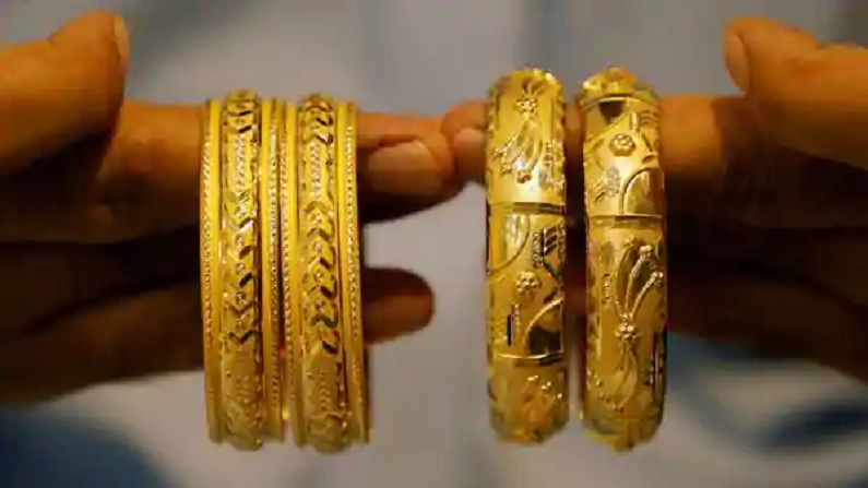 Gold / Silver Rate Today: Despite the rise in prices, gold prices are at an 8-month low, know new rates