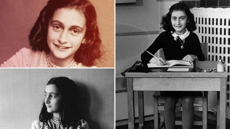Before dying, what did a 15-year-old girl write in a diary, which was read by crores of people, a book printed in 70 languages