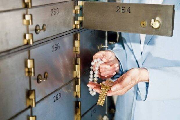 How safe is your valuables kept in a bank locker, know how much you have to pay for a locker