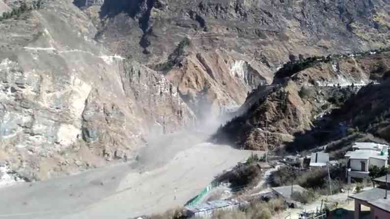 Image result for उत्तराखंड में ग्लेशियर टूटा