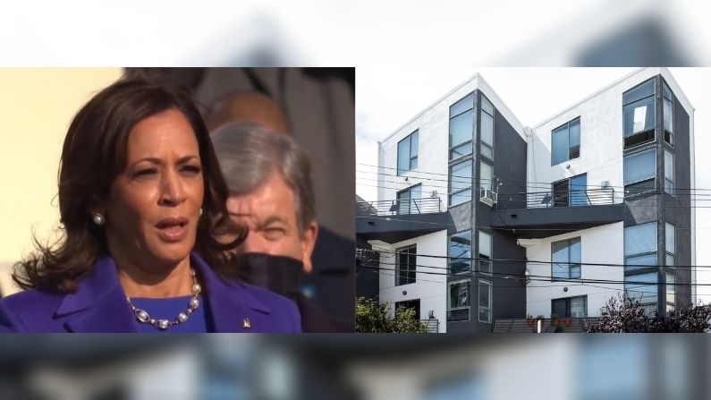How much did the US Vice President's house sell?  Kamala Harris did apartment deal within a month of swearing