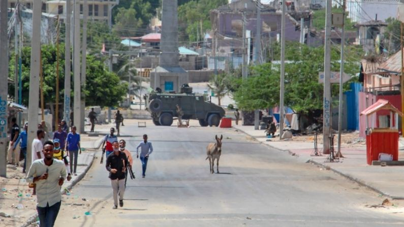 Violence erupts in Somalia over delay in elections, government blames UAE and asks for apology