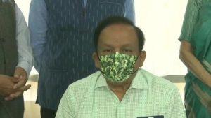 Dr. Harsh Vardhan