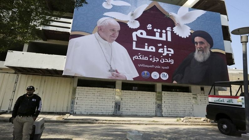 Pope Francis In Iraq (1)
