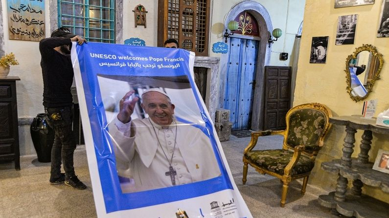 Pope Francis In Iraq (2)