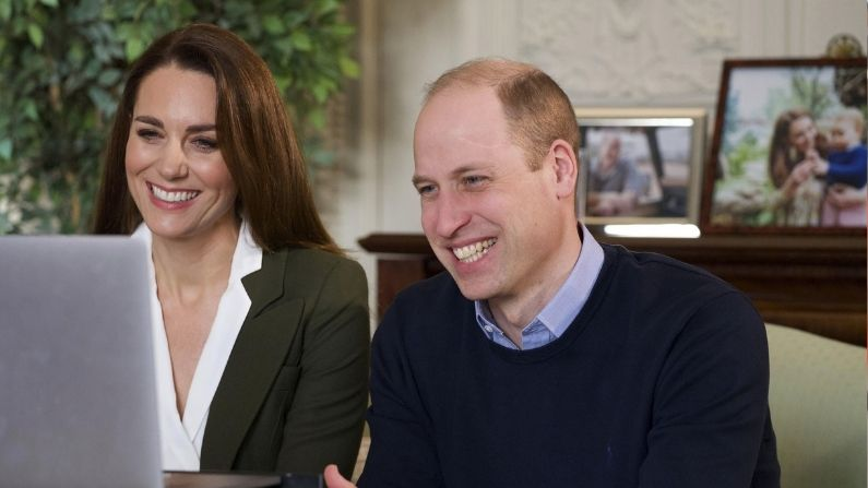 Prince William of Britain talks to family of Indian origin, removes fears over Covid vaccine