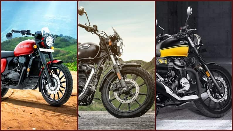 These 300cc bikes are amazing in terms of performance and look, buy them quickly