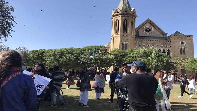 Women Day Aurat March In Pakistan (2)