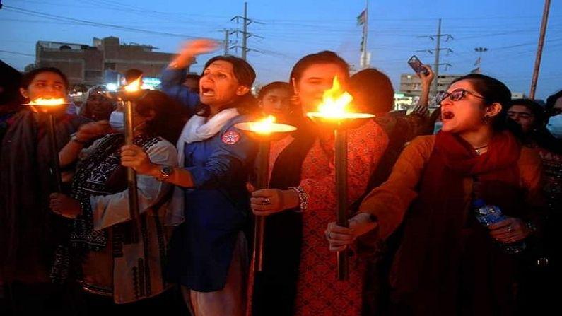 Women Day Aurat March In Pakistan (5)