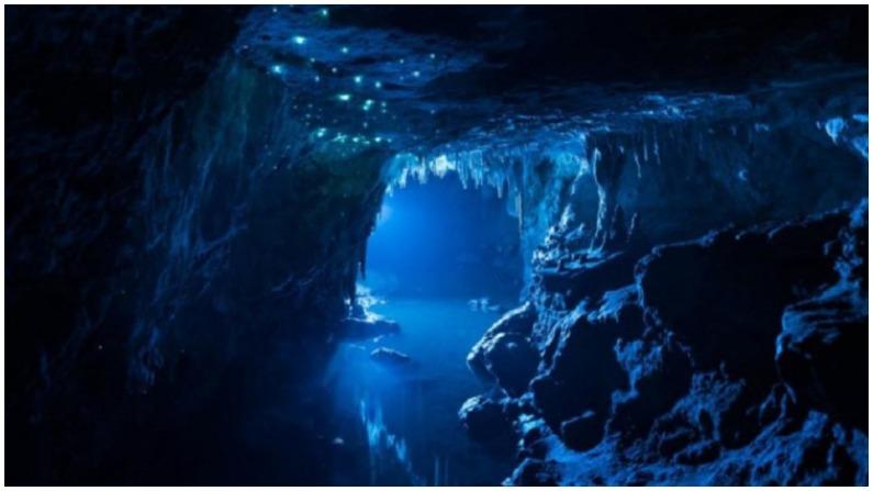ग्लोवॉर्म गुफा