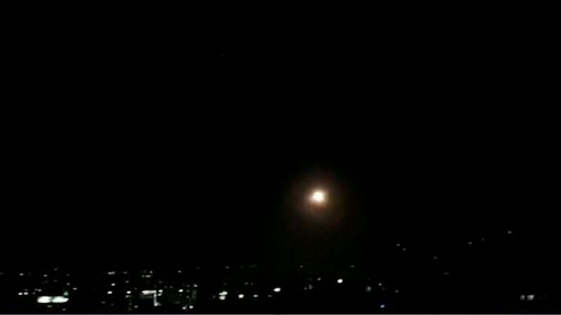 After America, Israel now attacks Syria, missiles fired near the capital Damascus