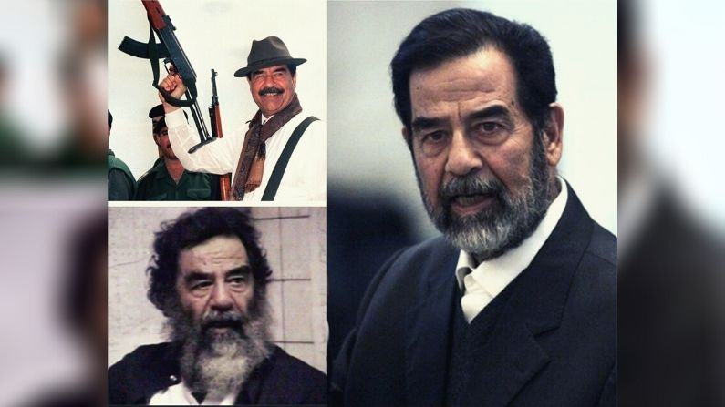 After today whenever a 'dictator' will say, only one name will come in your mind- Saddam Hussein