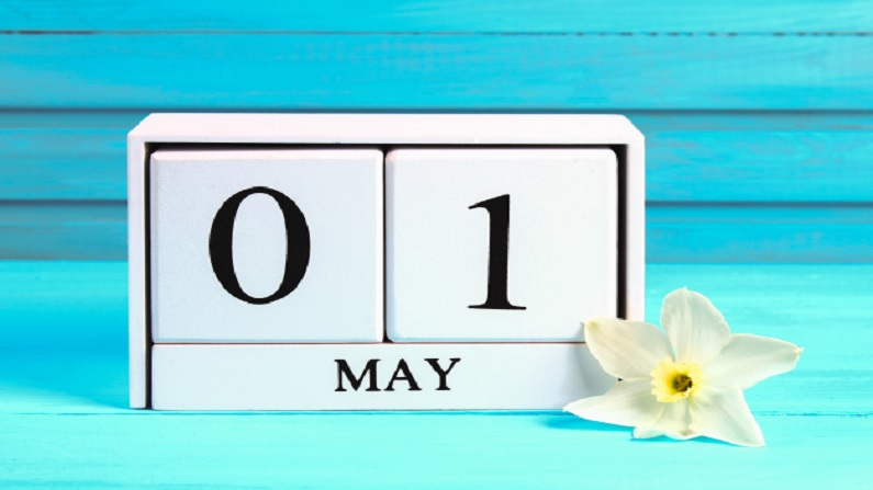 01st May