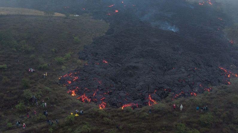 Guatemala's Pacaya Volcano (2)